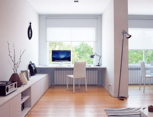 Milyen egy komfortos otthoni iroda?